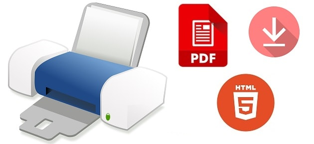 resume download print